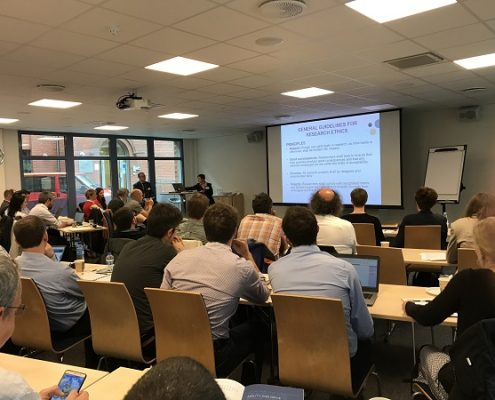 Presentation at the STOP-IT meeting in Oslo 2017