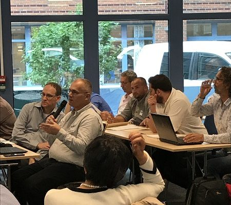 Project meeting in Oslo