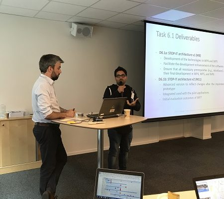 STOP-IT kick-off meeting in Oslo