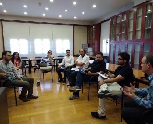 Barcelona: CoP Workshop