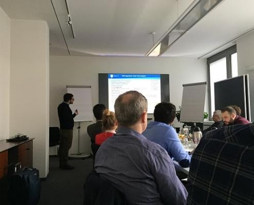 Berlin: CoP meeting