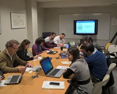 Spain: CoP meeting in Spain