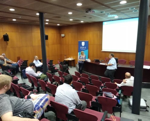 PSB meeting in Barcelona
