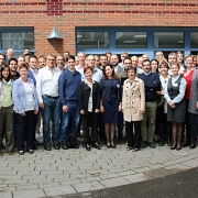 The participants of the STOP-IT kickoff meeting in Oslo Norway, 2017