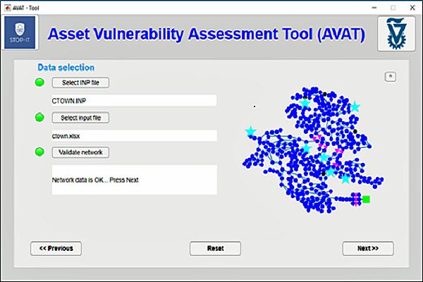 Asset Vulnerability Assessment Tool (AVAT)