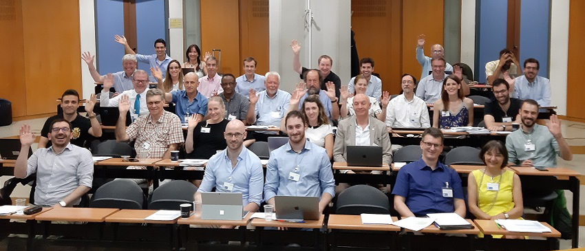 STOP-IT meeting 2019 in Athens