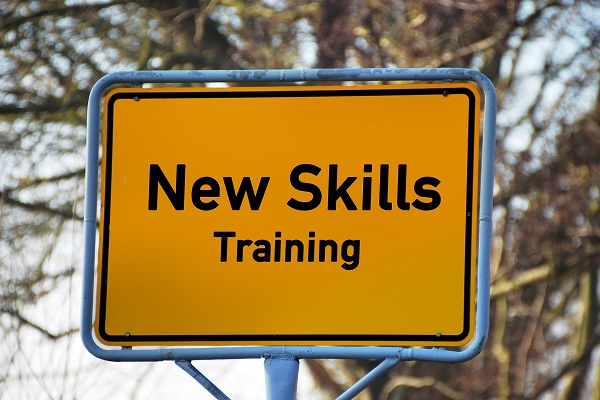 Training activities: new skills